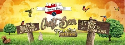 SA On Tap Craft Beer Food And Music Festival