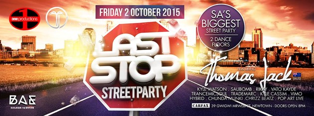 The Last Stop Street Party Feat. Thomas Jack