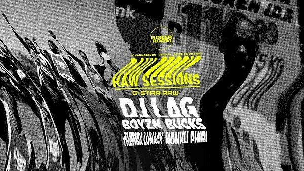 Boiler Room - Raw Sessions