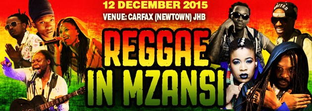 Catch-A-Fire: Reggae In Mzansi