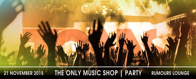 The Only Music Shop Party