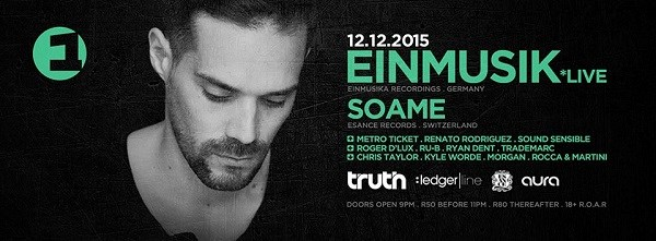 Truth Feat. Einmisik, Soame, Trademarc And Aura