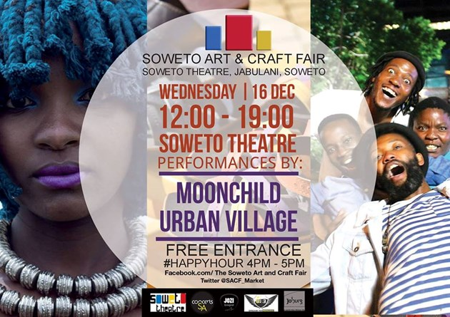 The Soweto Art And Craft Fair