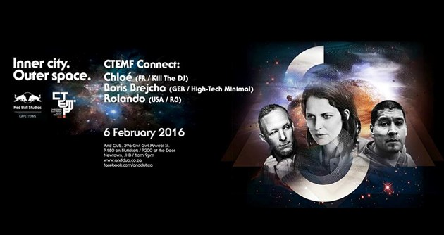 Inner City. Outer Space: CTEMF