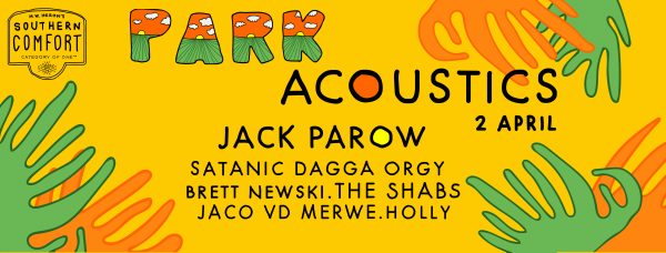 Win 2 Tickets to Park Acoustics!