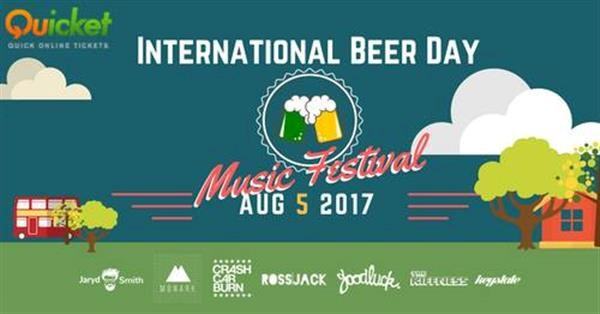 WIn Tickets to Beer Day!