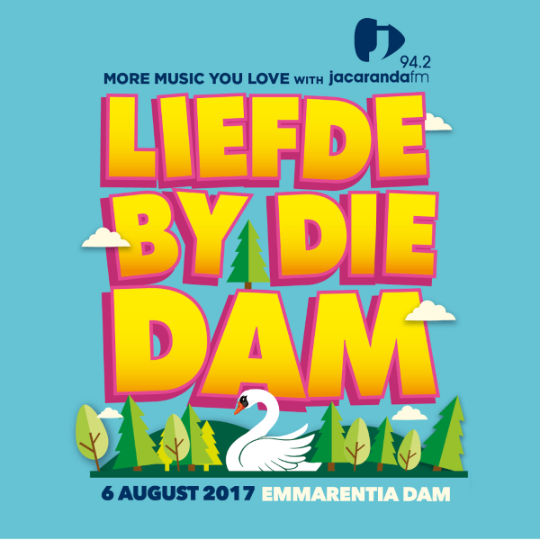 Win double tickets to Liefde By Die Dam