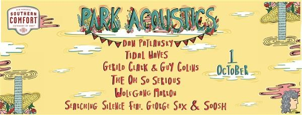 Win Tickets To Park Acoustics