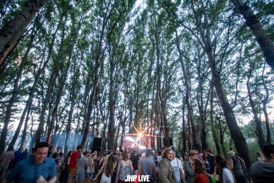 The Miracles Of Lush Festival