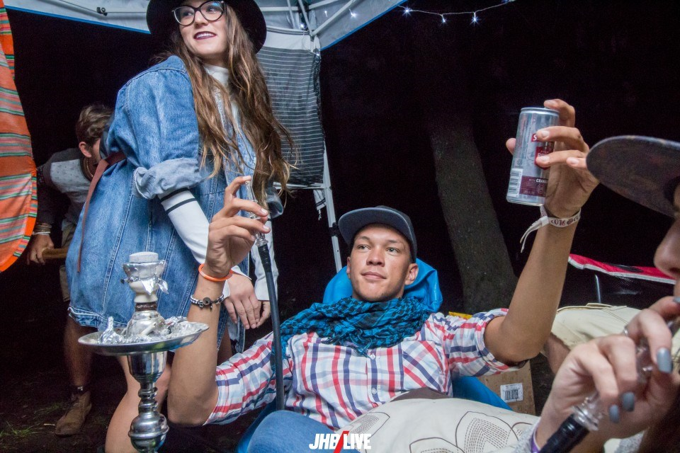 Tucked away in Clarens, Lush Festival took us on a spectacular new ...