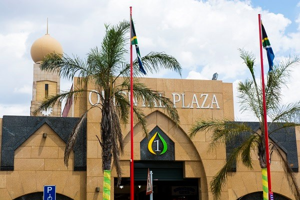 The Oriental Plaza