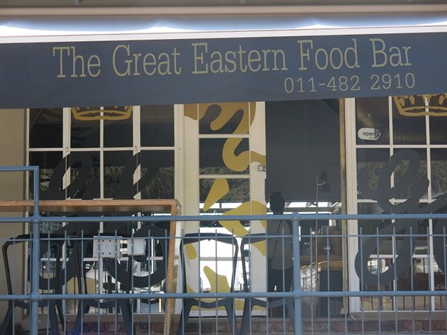 The Great Eastern Food Bar