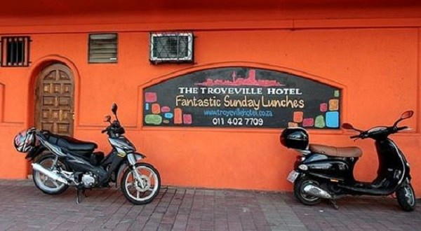 The Troyeville Hotel